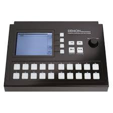 Control remoto DENON RC-F400S - Control remoto que permite control avanzado de las funciones del DN-F400 y DN-F650R