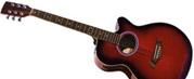 INSTRUMENTOS MUSICALES » Guitarras y Bajos » Guitarras Acústicas
