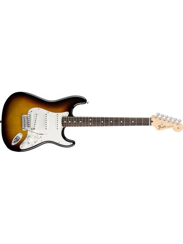 GUITARRA ELECTRICA FENDER VITAGE ´62 STRATOCASTER SUMBURST - La serie American Vintage presenta una línea de guitarras de época original que devuelven a la vida la historia y la herencia de Fender. Con características clave y elementos de diseño fundamentales que abarcan desde mediados de los años 50 hasta mediados de los 60, los instrumentos ahondan en las raíces de Fender, preservando con mano experta un innovador legado americano a la hora de crear guitarras y demostrando con más claridad que nunca que Fender no sólo sabe a dónde quiere llegar, sino que también recuerda de dónde proviene.