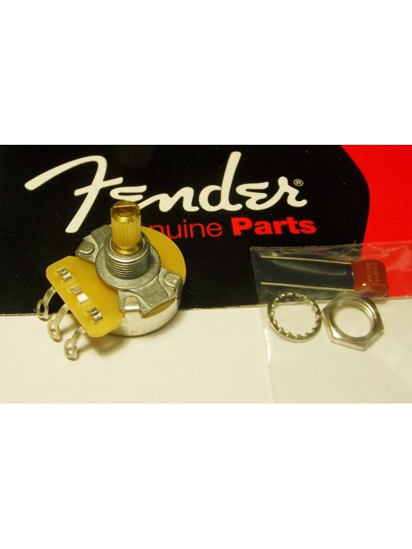 POTENCIOMETRO FENDER Control, 500K ,Split Shaft, CTS -