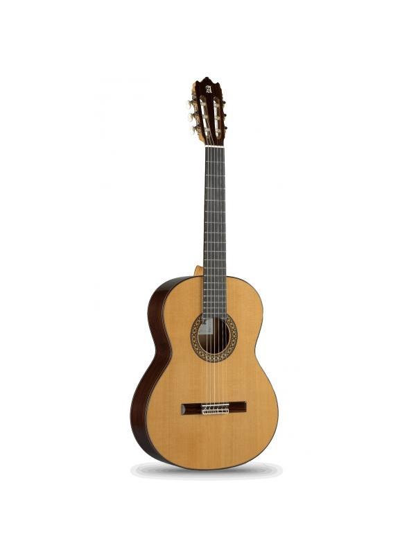 GUITARRA CLÁSICA ALHAMBRA MODELO 4P  - La guitarra 4 P es el modelo más vendido de Guitarras Alhambra. Un instrumento que ha creado tendencia y multitud de seguidores a lo largo de todo el mundo.