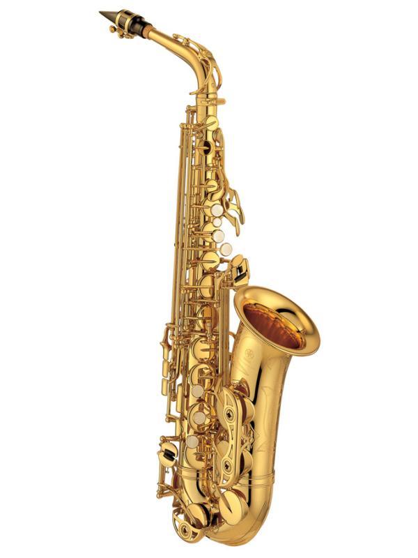SAXO ALTO PROFESIONAL YAS 62 - El nuevo saxofón 62 es una versión mejorada del saxofón de la serie Classic 62 de Yamaha, el instrumento que revolucionó el mundo del saxofón y se convirtió en el primer instrumento que supuso un verdadero desafío para los apreciados saxos del pasado.
