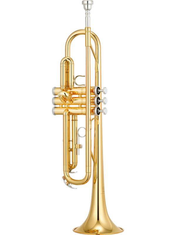 TROMPETA ESTUDIO YTR 2330 - La YTR2330 es el perfecto instrumento de iniciación para estudiantes. El principal enfoque del diseño ha sido una trompeta ligera y fácil de tocar con un gran sonido y una afinación perfecta.