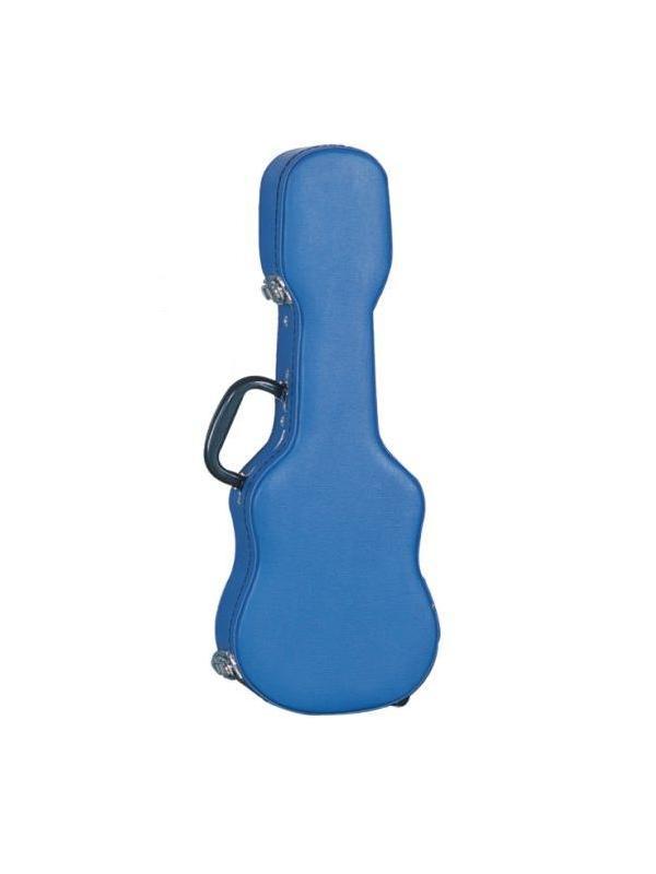 ESTUCHE ZAFIRO PARA GUITARRA PEQUEÑA - Estuche rígido en color negro para guitarra pequeña.