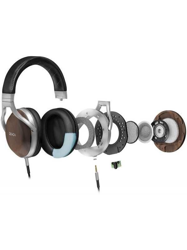 AH-D7200 AURICULARES EXTERNOS CERRADOS - Auriculares diseñados para usuarios que buscan la maxima fidelidad en sus audiciones privadas. Estos auriculares han sido ajustados por profesionales