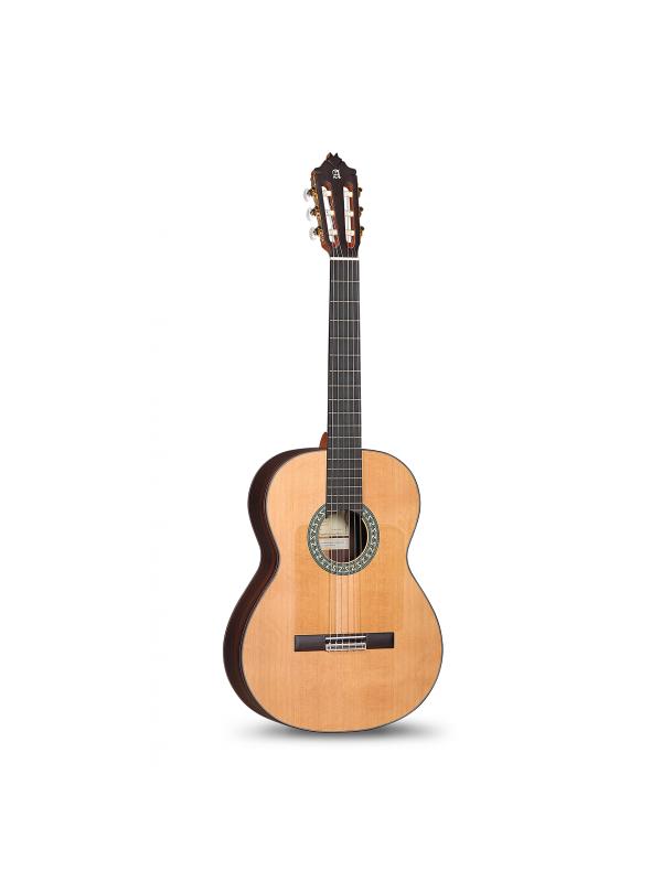GUITARRA FLAMENCA ALHAMBRA 5 Fp OP Piñara - El modelo 5 Fp OP Piñana nace fruto de la colaboración entre el guitarrista flamenco Carlos Piñana y Manufacturas Alhambra.