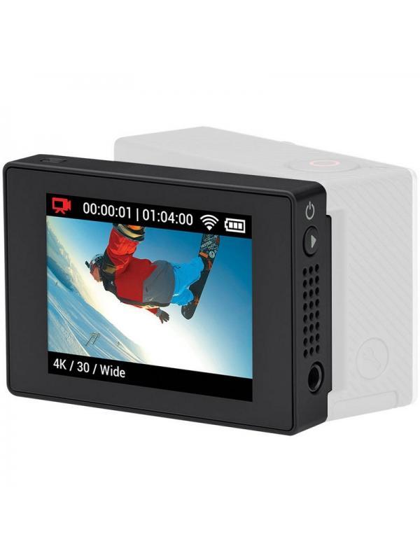 LCD TOUCH BACPAC PARA HERO 3+ PANTALLA TACTIL GOPRO - LCD Touch BacPac es una pantalla táctil extraíble que se acopla a la perfección a la parte posterior de tu GoPro para mayor comodidad y control.