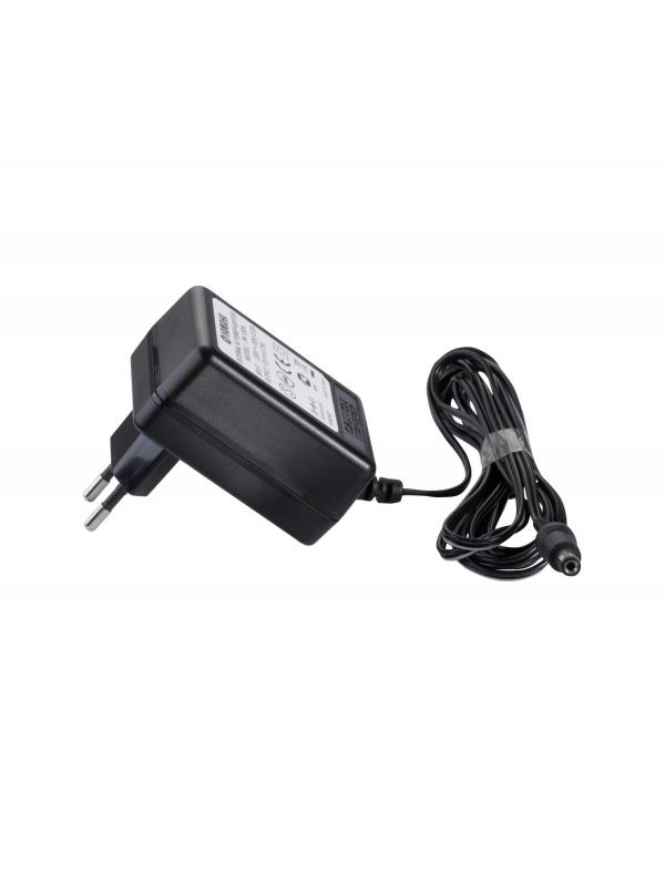 Adaptador de corriente para DD-65 - Alimentador de corriente de 12 V y 2 A.  POSITIVO INTERIOR