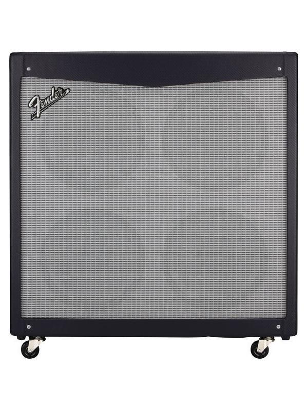 AMPLIFICADOR GUITARRA FENDER MUSTANG V 412 (V2) - La serie de amplificadores más vendida del mundo está de vuelta con nuevas características, una nueva apariencia y toda la flexibilidad que se espera de un Mustang Fender®. La nueva serie de amplificadores Fender® Mustang V.2 eleva el estándar para la versatilidad y el músculo de la guitarra moderna, incluyendo cinco nuevos modelos de amplificadores, cinco nuevos efectos y cambio de tono inteligente. La nueva serie Mustang cuenta con conectividad USB y el software Fender® FUSE ™, permitiendo que su creatividad musical e imaginación se vuelvan locas.