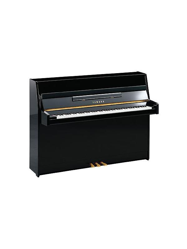 PIANO VERTICAL YAMAHA SERIE ESTUDIO B1  - Piano vertical Serie Estudio de 109 cm de altura. Manteniendo el nivel de calidad de Yamaha en todos los aspectos, la Serie B ofrece la oportunidad de disfrutar de un gran piano a un precio sorpendente.