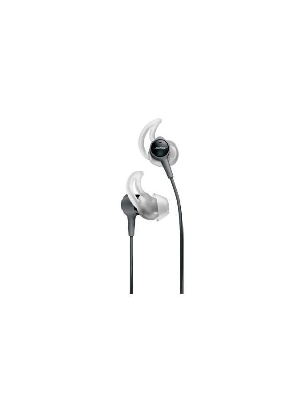 Auriculares Internos con micrófono BOSE SoundTrue Ultra in-ear para Android y IOS - Los auriculares internos mas pequeños de BOSE con máxima calidad de sonido premium para su dispositivo iOS y Android