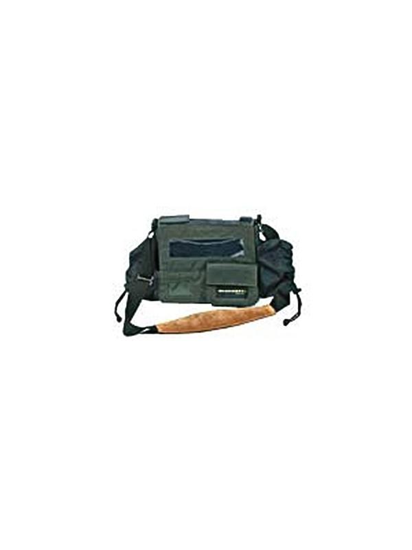 Bolsa para transportar el MARANTZ RB-1100 - MARANTZ PRC-600 Bolsa de gran resistencia, equipada con grandes bolsillos para guardar y transportar cómodamente el PMD670 y todos sus accesorios.