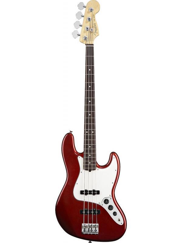 BAJO ELÉCTRICO FENDER J. Bass RW C - Con su elegante cuerpo compensado; el mástil fino y rápido, y su sonido rico y ensordecedor, este bajo se estableció rápidamente como un instrumento necesario.