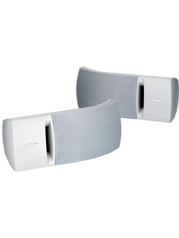 Altavoces stéreo BOSE® 161 color Blanco - Altavoces BOSE® 161. Incluye 2 unidades.