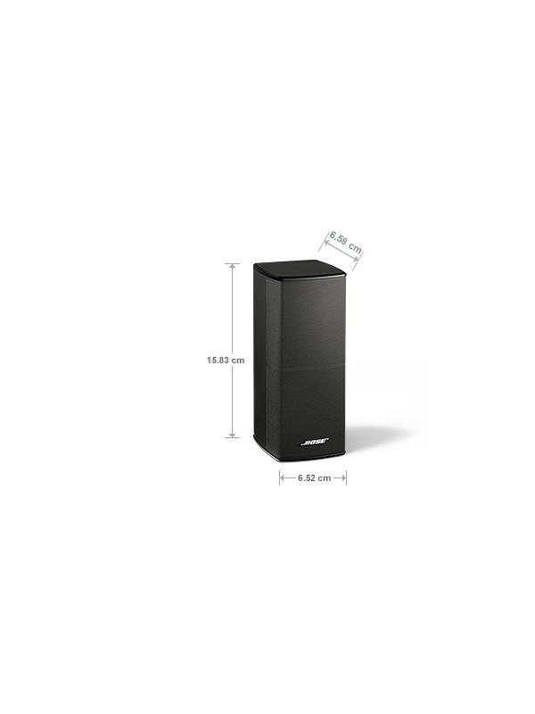 Bose Jewel Cube Serie II - Cubo repuesto para el Lifestyle 535 III y Lifestyle SoundTouch 535. Disponible en negro y blanco.