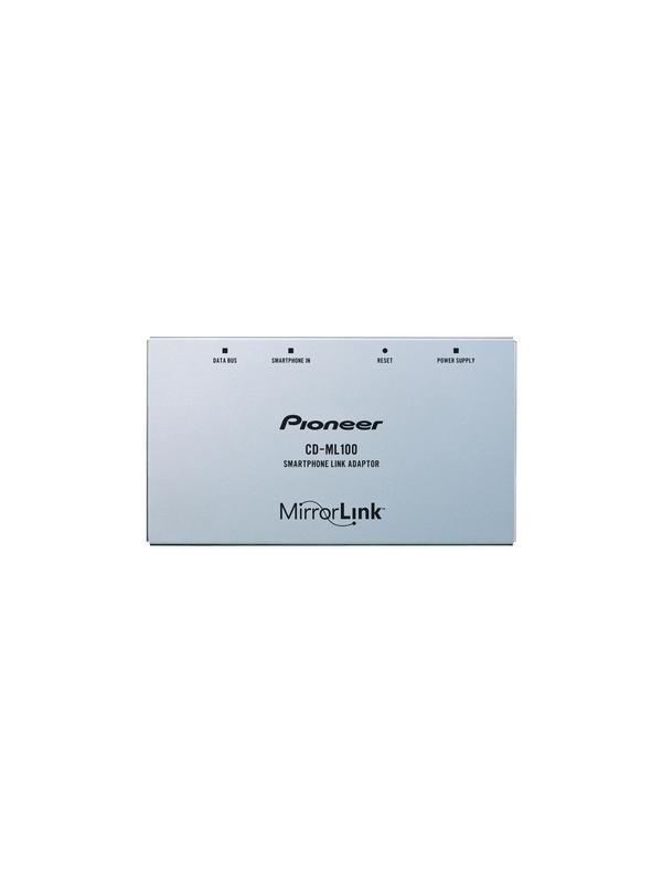 Adaptador para smartphone con MirrorLink CD-ML100 - Integra tu smartphone con el sistema de audio de tu coche.