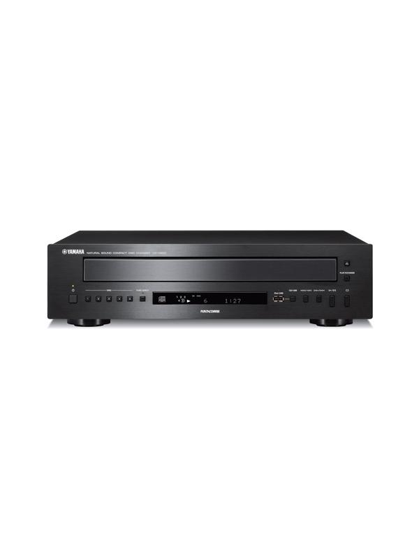 LECTOR DE CD YAMAHA CDS-700 CON USB MP3-WMA COLOR NEGRO