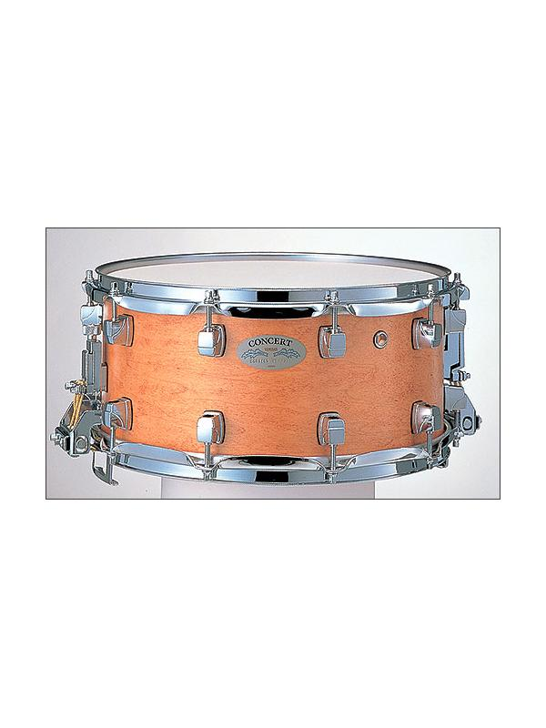 Caja de Concierto CSM 1465 A de Yamaha - Los modelos de casco de arce, cobre y abedul poseen cables de cobre que equilibran la sensibilidad con la articulación clara en todos los niveles dinámicos.