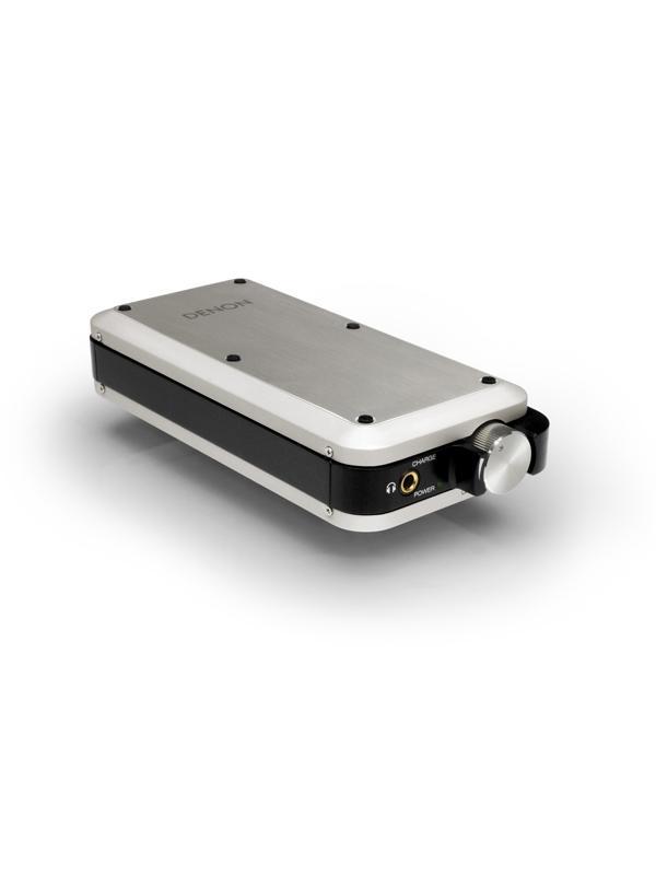 AMPLIFICADOR DE AURICULARES PORTATIL DENON DA-10 CON DAC USB BATERIA RECARGABLE