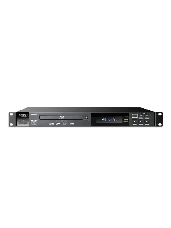 BLU-RAY DENON DN-500BD - Reproductor profesional de Blu-Ray.