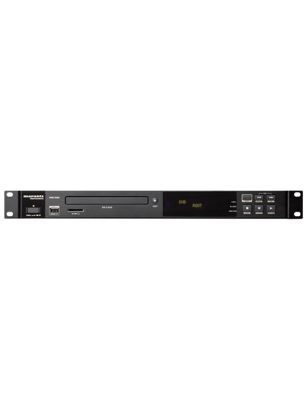 DVD MARANTZ PMD-500D - Reproductor profesional de DVD, SD/SDHC Y USB