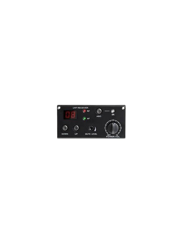 DENON ENVOI RECEIVER 2 - Receptor adicional que permite añadir un segundo micrófono inalámbrico a un altavoz Envoi.