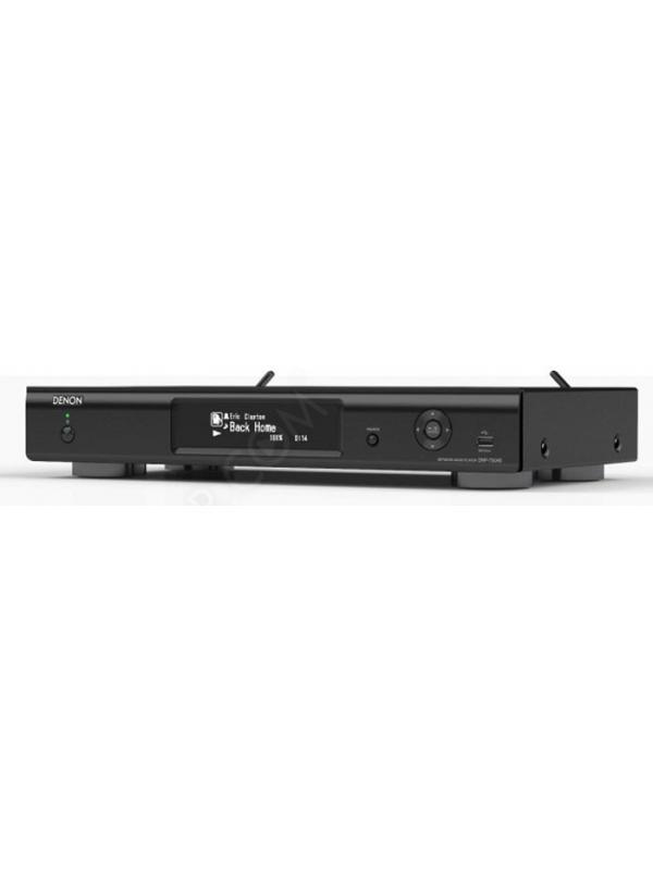 SINTONIZADOR DENON DNP-730AE - Lector de audio en red. Soporta fichero de audio de alta resolución (DSD, FLAC/WAV/ AIFF 192-kHz/24-bit, ALAC).
