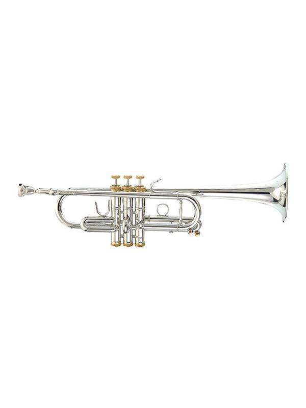 TROMPETA MEDIO ELITE 5330 - Trompeta Sib Stomvi Mod.Forte plateada Forte.