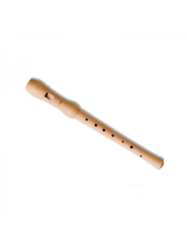 FLAUTA DULCE HOHNER PERAL DOS PIEZAS - Flauta