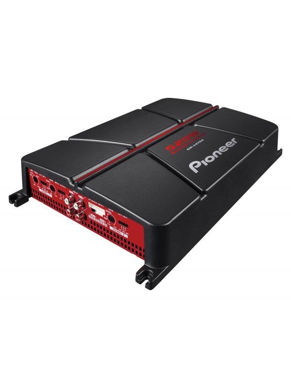 Amplificador puenteable de 4 canales (520W) GM-A4704 PIONEER - Amplificador puenteable de 4 canales (520W)
