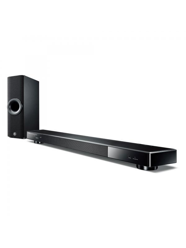 PROYECTOR DE SONIDO DIGITAL YSP-560000 YAMAHA - Proyector de sonido Bluetooth con 16 altavoces de 2.8 cm .