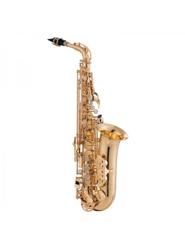 SAXO ALTO JÚPITER JAS-567 GL LACADO - El saxo JUPITER JAS-565 obtuvo en el 2004 el premio MIA Awards que le acredita como mejor instrumento de viento.