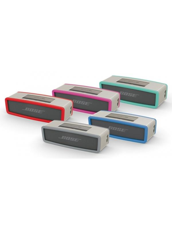 FUNDA PROTECTORA DE GOMA PARA BOSE SOUNDLINK MINI COLOR AZUL