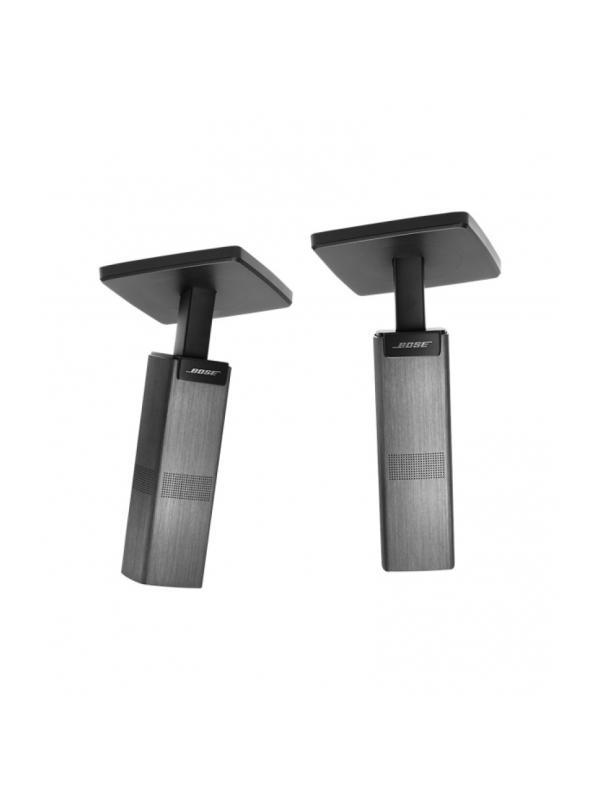 Soportes BOSE OmniJewel™ ceiling brackets - Soportes de aluminio fundido de alta calidad diseñados para montaje en techo de los cubos ® OmniJewel™.  No pueden ser usados como soportes de pared .  Se venden en pareja