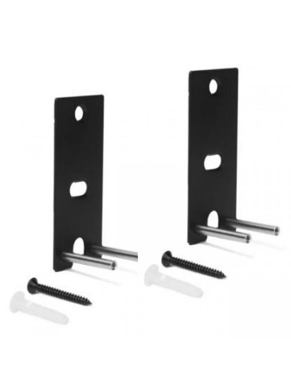 Soportes de acero BOSE OmniJewel™ wall brackets - Soportes de acero de alta calidad diseñados para montaje en pared de los cubos ® Omni-Jewel™.  Se venden en pareja