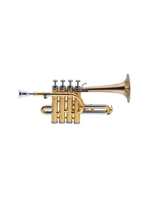 TROMPETA PICCOLO 650 J.MICHAEL - Trompeta Piccolo