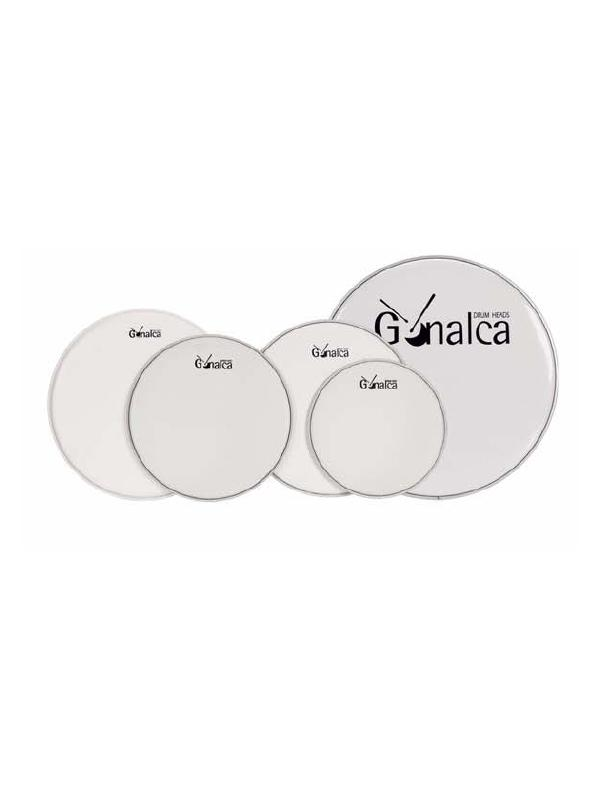 PARCHE GONALCA GRANULADO - Parche Batidor granulado de la marca Gonalca.