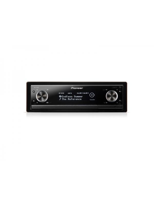 SINTONIZADOR DE CD DEX-P99RS PIONEER - El Sintonizador de CD serie Reference DEX-P99RS le ofrece el mejor sonido puro y natural. Incluye un DSP integrado de 4 canales que cuenta con alineación de tiempo automática y ecualizador automático, por lo cual el sistema ofrece una calidad insuperable.
