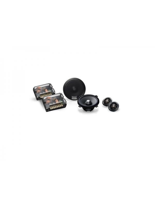 TS-C132PRS altavoces 2 vías separadas/13 cm. (150w) - Alta definición, potencia de alta competitividad, diseñado para ofrecer una calidad de audio preciso con una potencia de alta competitividad. Las mejoras incluyen un mejor rendimiento del sonido y una mejor instalación del woofer.