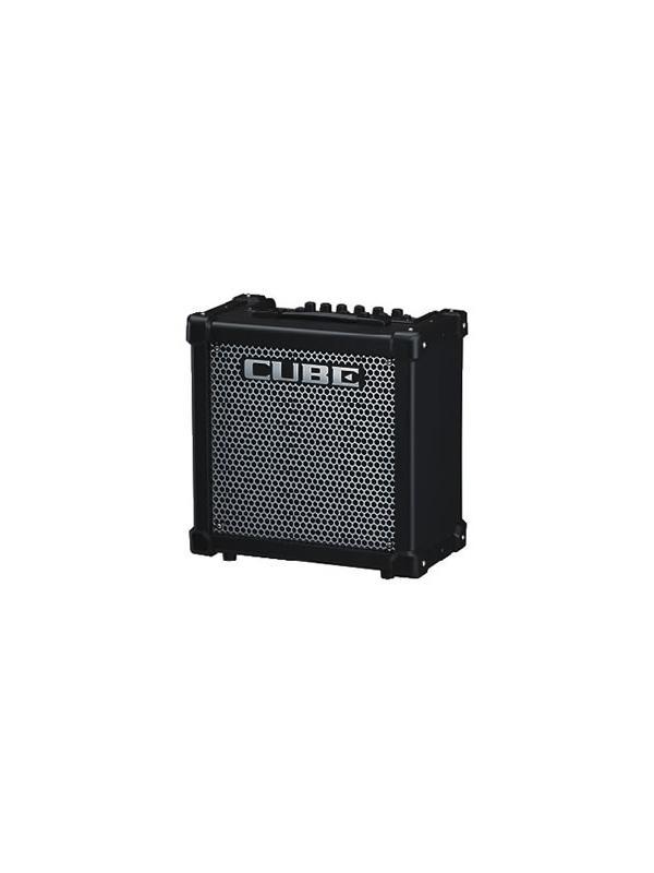 """AMPLIFICADOR DE GUITARRA 20W CUBE-20X ROLAND - AMPLIFICADOR DE GUITARRA 20W CUBE-20GX ROLAND.Ampli guitarra  20 W. 8"""" alto rendimiento. 3 canales independientes, conector i-CUBE LINK, simult. y efectos de alta calidad."""