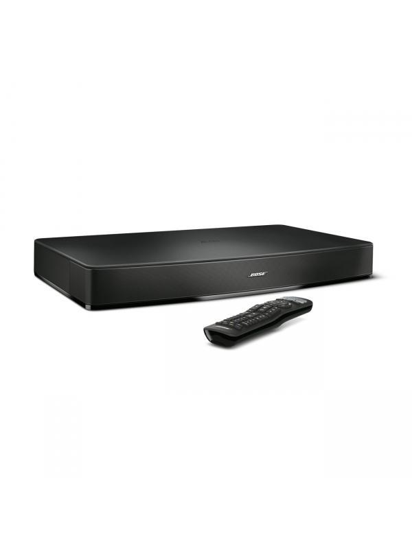 Sistemas para Cine en Casa, Música y Juegos con un solo Altavoz BOSE Solo 5 Sound System  - Sistema de sonido que dará vida a su pantalla plana. Incluye receptor de Bluetooth que permite emparejar hasta 8 dispositivos.