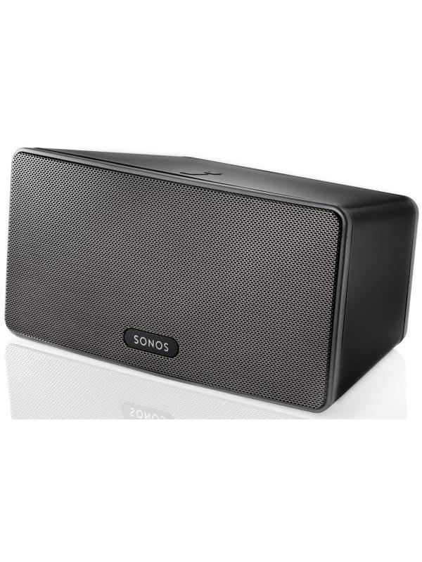 REPRODUCTOR DE ZONA SONOS PLAY3 - Sistema inalámbrico de música todo en uno de altas prestaciones que proporciona sonido cristalino y envolvente.