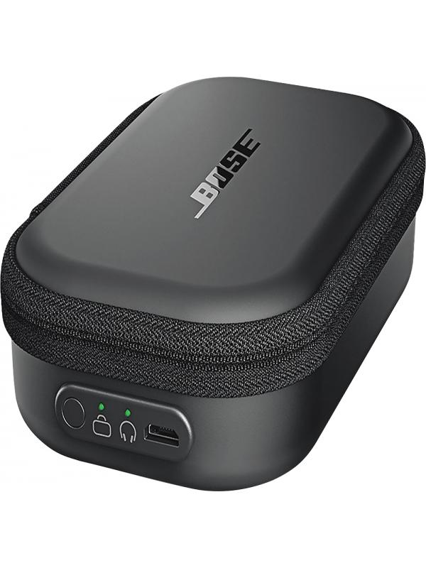 Funda de transporte con batería de carga SoundSport Charging Case - Funda de transporte con batería de carga para auriculares SoundSport Wireless y Pulse .