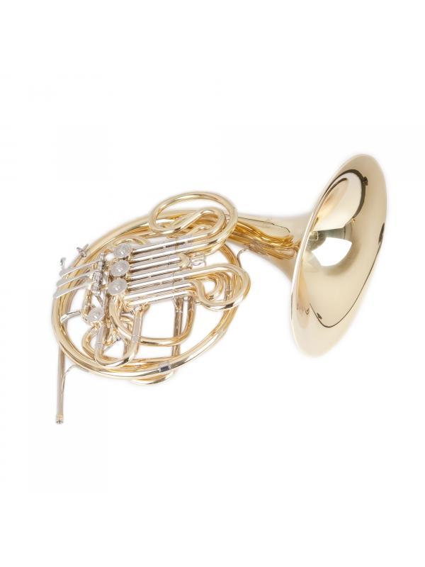 Trompa LKFH-3016 Sencilla con Boquilla Bach PRM - Trompa LKFH-3016 Sencilla con Boquilla Bach Lacada.