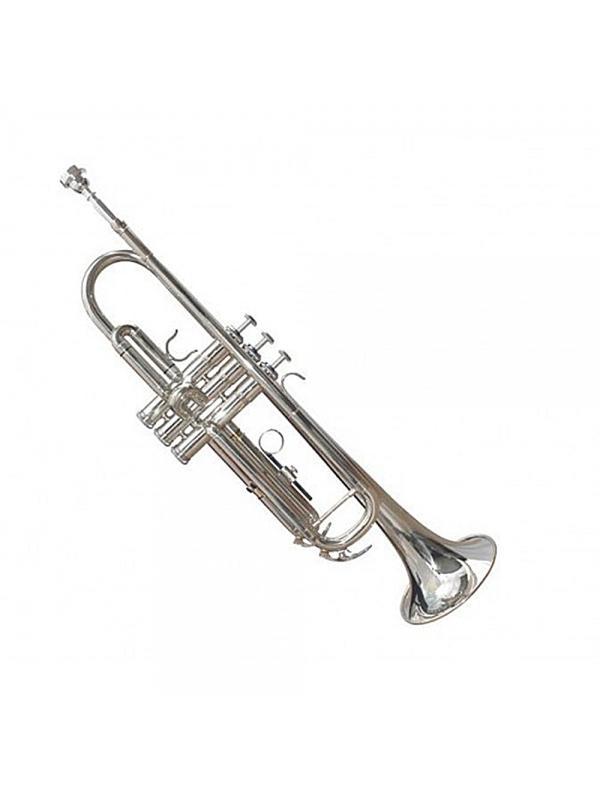 Trompeta de Estudio TR685LM PRM - Trompeta de Estudio TR685LM Pistones Monel con Boquilla Bach Plateada o Lacada.