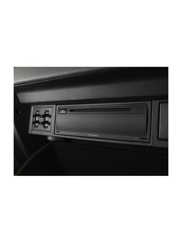 Reproductor DVD para guaantera XDV-10 - Reproductor de DVD oculto con doble zona para usar con los productos NAVGATE EVO.