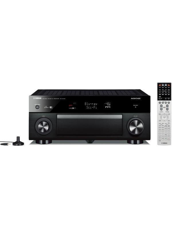 RECEPTOR A/V RX-A1060 - RECEPTOR A/V YAMAHA RX-A1060 con  audio alta definición con 7 canales y 170W por cada canal. Disponible en color negro.