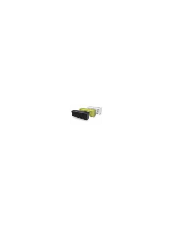 SISTEMA DE AUDIO PORTABLE CON BLUETOOTH NX-P100 YAMAHA - SISTEMA DE AUDIO PORTABLE CON BLUETOOTH NX-P100 YAMAHA. Disfruta de la música de tu teléfono inteligente o tableta mediante una conexión inalámbrica Bluetooth.