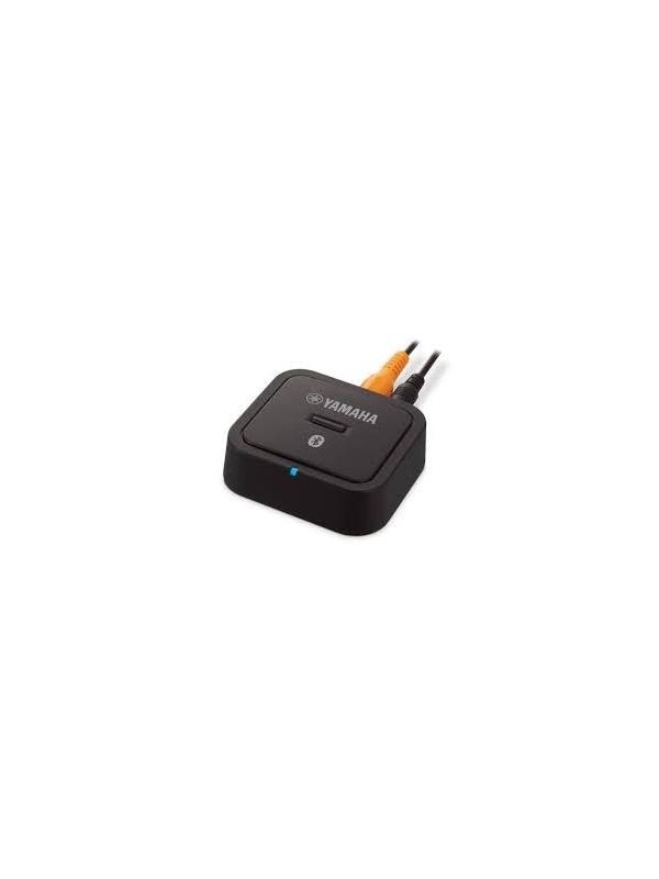 RECEPTOR DE BLUETOOTH YBA-11 YAMAHA - RECEPTOR DE BLUETOOTH YBA-11 YAMAHA. Receptor de Bluetooth compatible Apt-x y A2DP. Alimentación por USB (5v-0.5A). 1 salida digital coaxial (única ). No requiere configuración. Alcance 10 m (sin obstáculos). Dimensiones: 66x21x66 mm.