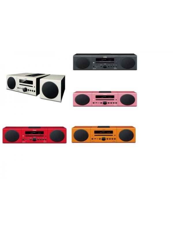 SISTEMA MICRO PIANO CRAFT YAMAHA LECTOR CD MCR-B043 - Disfrute de un estilo de vida musical actual. Este reproductor de audio se ve como un gadget pop, moderno, y utiliza materiales con una sensación de alta calidad. Elige tu color favorito de audio y disfrutar de la diversión musical que se adapte a su estilo.